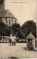 OUISTREHAM LA FONTAINE ,PETITE ANIMATION REF 55732 - Ouistreham