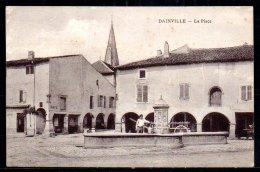 14-Dainville, La Place - Autres Communes