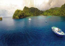 1 AK Cocos Island * Eine Zu Costa Rica Gehörende Insel Im Pazifik * Seit 1997 UNESCO Weltnaturerbe - Costa Rica