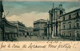 SIRACUSA - Siracusa