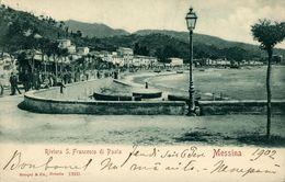 MESSINA Riviera S; Francesco Di Paola - Italie