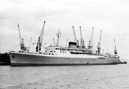 7X5 PHOTO OF BLOEMFONTEIN CASTLE SOUTHAMPTON - Boats