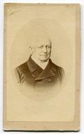 RC 8356 CDV PORTRAIT LOUIS ADOLPHE THIERS PHOTO ANONYME - Anciennes (Av. 1900)
