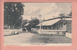 OLD POSTCARD INDONESIA -     AMBON - POLITIEBUREAU - Indonesia