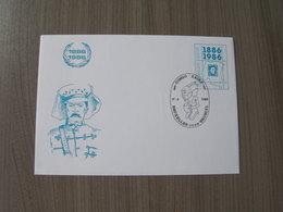 BELG.1986 2199 FDC Voorgedrukte Omslag :Eerste Postzegel Onafhankelijke Staat Congo / Premier Timbre Etat Indépendant Du - FDC