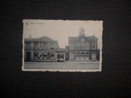 Hannut  :  L'Hôtel De Ville - Hannuit