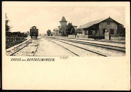 BERTHELMING Gruss Aus Berthelmingen - Other Municipalities