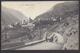 CPA 05 - 3. La Grave - Le Village - B.B. B/TB - - France