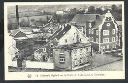 +++ CPA - Nijverheid Afgeleid Van De Ooftteelt - Ciderfabriek Te THIMISTER - Nels  // - Thimister-Clermont