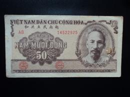VIETNAM : 50 DONG   1951   P 61b    TB+ * - Vietnam