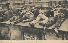 MILITARIA AVANT POSTE BELGE GUERRE 1914 - Guerre 1914-18