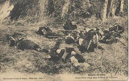 MILITARIA AVANT POSTE BELGE DANS LE NORD GUERRE 1914 - Guerre 1914-18