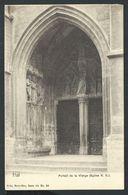 +++ CPA - HAL  HALLE - Portail De La Vierge - Eglise    // - Halle
