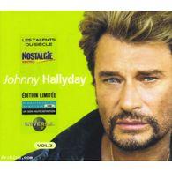 "Johnny Hallyday  ""  Les Talents Du Siècle  "" - Sin Clasificación"