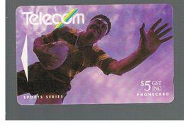NUOVA ZELANDA - NEW ZEALAND - 1992  SPORT: RUGBY     - USED -  RIF. 10392 - New Zealand