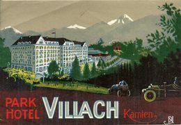 PARK HOTEL VILLACH - Hotel Labels