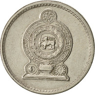 Monnaie, Sri Lanka, 50 Cents, 1991, TTB, Copper-nickel, KM:135.2 - Sri Lanka