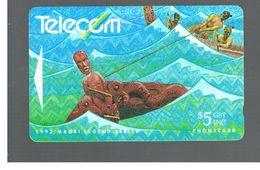 NUOVA ZELANDA - NEW ZEALAND - 1992  MAORI LEGEND  - USED -  RIF. 10394 - New Zealand