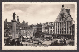 77263/ LILLE, Grand'Place - Lille