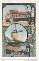 CORTEMARCK ..-- FELDPOST .. 1915 Vers ALLEMAGNE . Voir Verso . - Kortemark