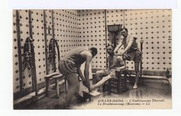 Aix Les Bains. Savoie. Etablissement Thermal. La Douche Massage. (2700) - Health