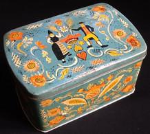 Ancienne Boite Lithographiée - Boxes