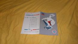 L'AUTOMOBILE - CLUB DES OFFICIERS VOUS OFFRE SES VOEUX....A.C.O. SERVICES TOURISTIQUE DOUANIER ASSURANCES VOITURES.. - Advertising