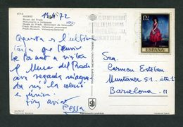 *Pessarrodona I Cardona, Lluis* Barcelona 1930. Autógrafo Sobre Tarjeta Postal, Fecha: 14-4-1972 - Autógrafos