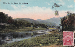CPA - CUBA - On The Cauto River - N° 3007 - 1912 - état Moyen - Cuba