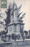 CPA - CUBA - Panteon De Los Estudiantes - Student's Monument - N°43 - Carte Bleue - 1912 - Cuba