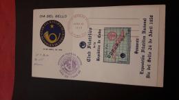 La Cuba Enveloppe FDC Un Jour Du Timbre 1959 - FDC