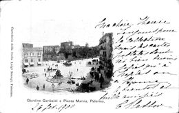 PALERMO GIARDINO GARIBALDI - Palermo