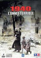 Guerre 39 45 : 1940 L'année Terrible Les Grandes Batailles France (1939) + Angleterre (1940) (2 Dvd) - Histoire