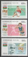 Azerbaijan 1994 - C.I.O.         (g5208) - Francobolli