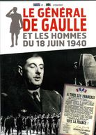 Guerre 39 45 : De Gaulle Et Les Hommes Du 18 Juin 1940 (dvd) - Historia