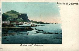 PALERMO La Riviera Dall' Acquasanta - Palermo