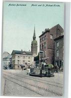 40668151 Burtscheid Aachen Burtscheid Aachen Markt St Michaelkirche * Aachen - Allemagne