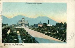 PALERMO Favorita Dal Giardino - Palermo