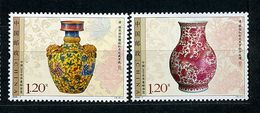 """Chine ** N° 4615/4616 - """"China 2009"""" Expo Philat. à Luoyang - Unused Stamps"""