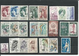 MAROC  Voir Détail (23) * Et O Cote 10,50 $ 1959-64 - Maroc (1956-...)