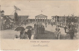 Avenida Del Hipodromo - Guatemala