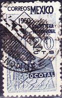 Mexico - Straße Zwischen Ciudad Juárez Und Ocotal (MiNr: 993) 1950 - Gest Used Obl - Mexique