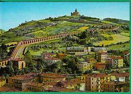 Ct 1458 - Bologna - Porticato E Santuario Della B.V. Di S. Luca Sul Colle Della Guardia - Churches & Cathedrals