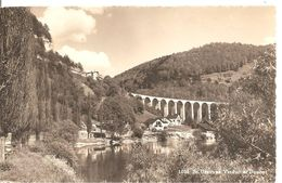 St. URSANNE - Suisse - Jura - Viaduc Et Doubs ( état ) - JU Jura