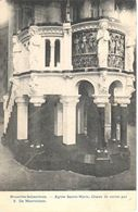 Bruxelles - CPA - Brussel - Schaerbeek - Eglise Sainte Marie - Schaerbeek - Schaarbeek