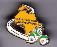 PIN'S PARIS LE CAP SIGNE ARTHUS BERTRAND - Rallye