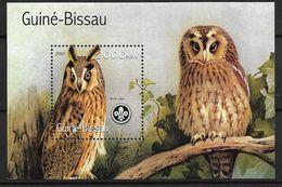 GUINEA - BISSAU 2001 Owls / Scout - Owls