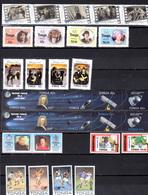 1985-87  Tonga, Séries  Entre Yv. 602 Et 680**, Cote 260 €, - Tonga (1970-...)