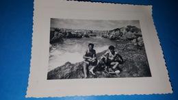 Photo 10X8 Homme A La Mer - Personnes Anonymes