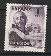 Spagna 1950 Unif. 800 **/MNH VF/F - 1931-Oggi: 2. Rep. - ... Juan Carlos I